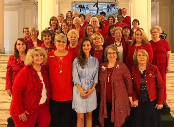 Red Coat Day
